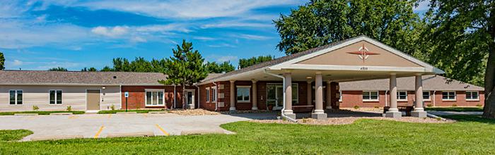 Pine Meadows center