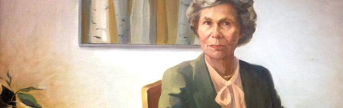 Portrait of Vera French